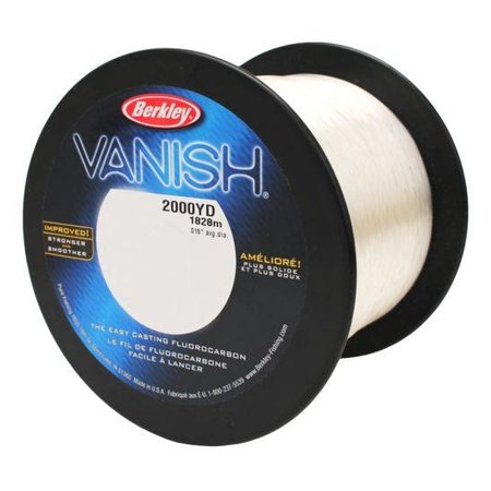 Berkley Vanish 40 Lb Clear 2000yd