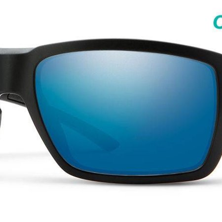 Smith Optics Barra Matte Black Blue CP Blue