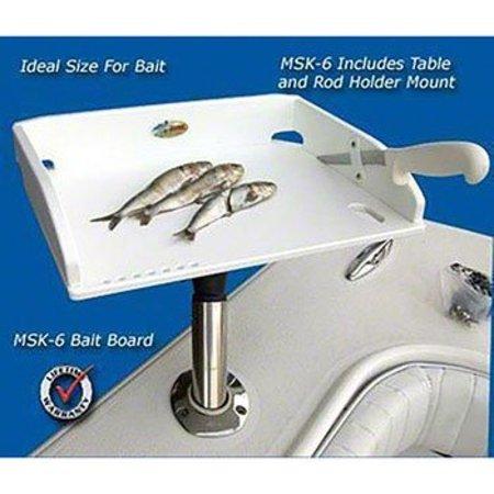 Deep Blue Bait Table MSK-6