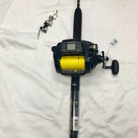 Star Rods Handcrafted/Tanacom Kite Combo