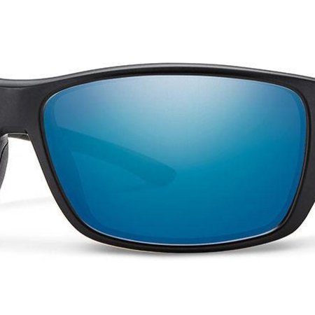 Smith Optics Forge Matte Black Carbonic Blue Mirror