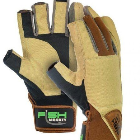 Fish Monkey Gloves Beast Master Heavy Weight Wiring Glove
