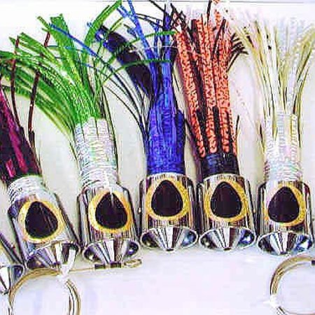 "Ballyhood ""Top Gun"" Cowbell Wahoo Lure 8 oz."