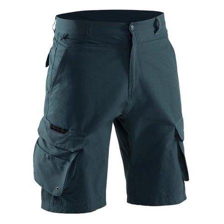 Grundens Breakwater Shorts Dark Slate