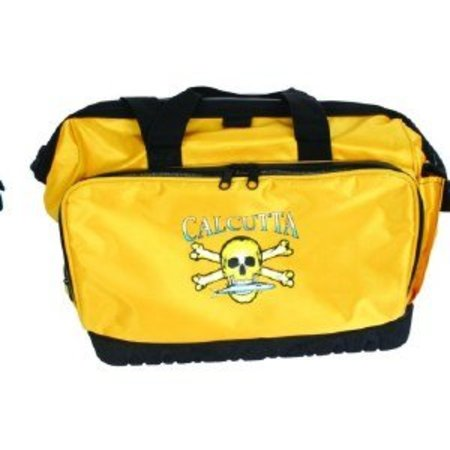 Calcutta CSQ370-4 Squall Tackle Bag w/4ea 370 Trays, Wide Mouth