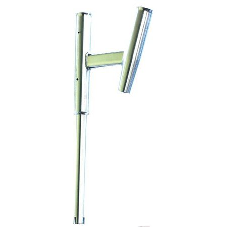 Tigress Dual Aluminum Kite Rod Holder