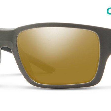 Smith Optics Outback Matte Gravy/CP Bronze Mirror