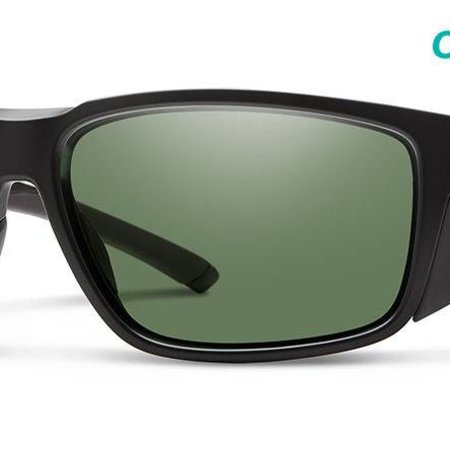 Smith Optics Freespool Mag Matte Blk/CP Gray Green