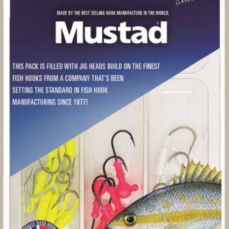 Mustad Yellowtail Snapper Jig Kit 30pcs