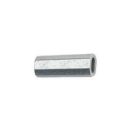 Momoi M/3.7mm Silver Lock Sleeves 25 pack