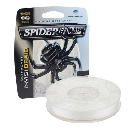 Spiderwire Invisi-Braid 20lb