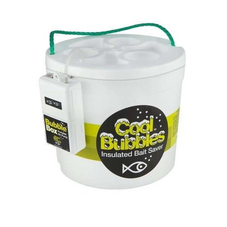Marine Metal CB-11 Cool Bubbles 8 Qt Insulated Pail W/B-11 Pump