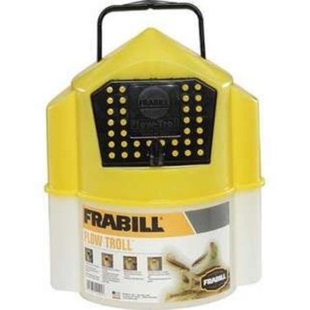 Frabill Flow Troll 6 Qt. Bucket