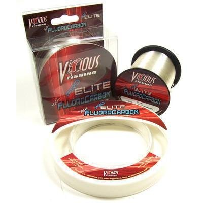 Vicious Pro Elite Fluoro 20 lb 110yds