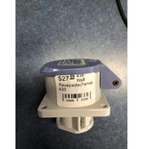 Kristal Bulkhead Mount Receptacle2P44 Female 16A- 430