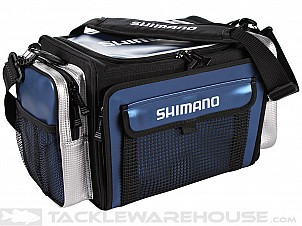 Shimano Borona Tackle Bag, Large, Navy