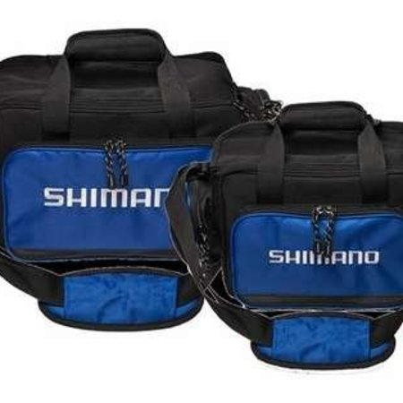 Shimano Baltica Med Tackle Bag w/ 4 Med Utility Boxes