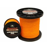Diamond Generation 3 Braid Orange 1500 yds.