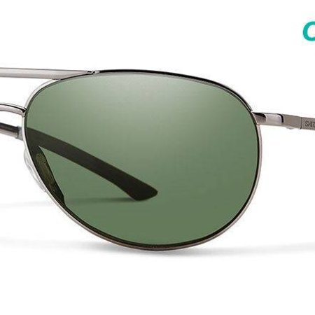 Smith Optics Serpico 2 Slim Gunmetal Gray/Green