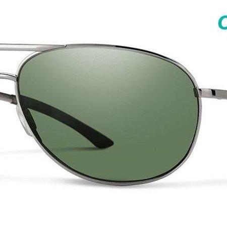 Smith Optics Serpico 2 Gunmetal Gray/Green