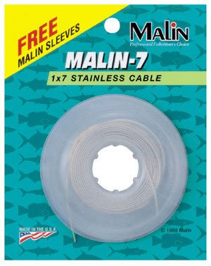 Malin 49 480# Stainless Cable