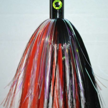 Jag Lure Red/Blk 3.5 oz.