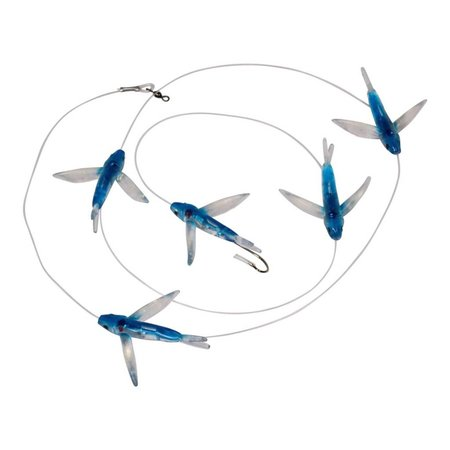 "Boone Bait Flying Bird Daisy 4"" Blue"