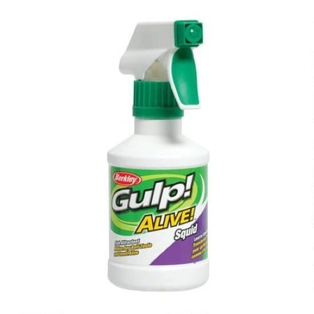 Berkley GSP8-SQ Gulp Alive Spray 8oz Squid