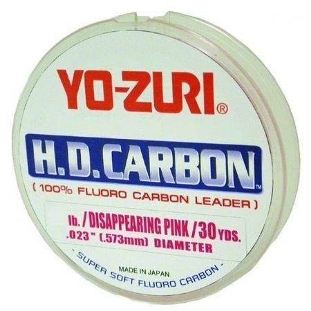 Yo-Zuri HD 12lb Fluorocarbon 30yds