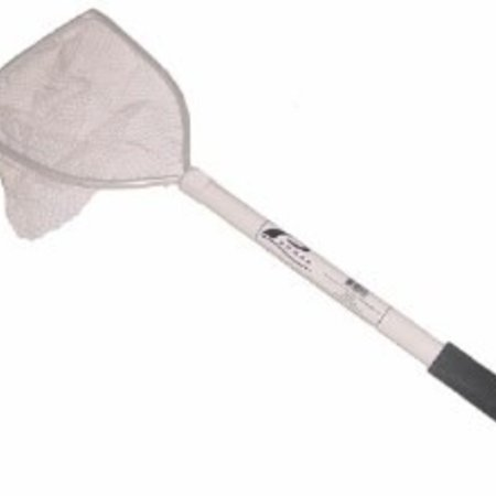 Promar Promar LN-410 Deluxe Baitwell Net Float PVC Handle/White Mesh