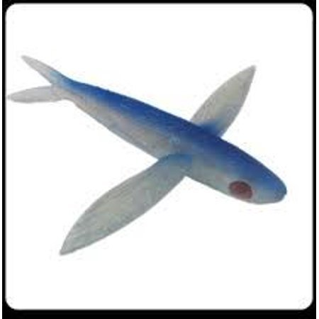 BFF Blu Ballistic Flying Fish 8