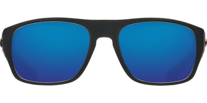 8b825cbbd2c02 Costa Tico Matte Black Blue Mirror 580G - Tackle Center Of Islamorada