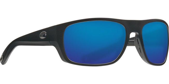 c375ec26fbb3b Costa Tico Matte Black Blue Mirror 580G - Tackle Center Of Islamorada