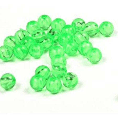 Sea Striker 6MCH Round Beads 6mm Chartreuse 1000Pk