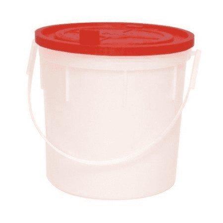 Challenge 50055 Bait Bucket 4Qt w/Lid