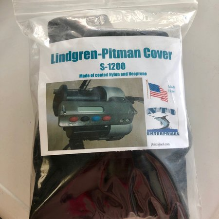 Lindgren Pitman Cover for S-1200 Reel