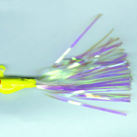 Dons Jigs Green 3/8 oz GMG-238 Glass Minnow Jig