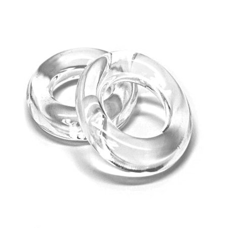 Sea Striker Glass Rings