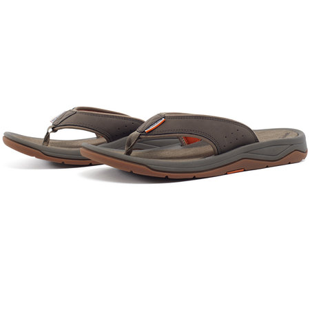Grundens Deck-Boss Sandals Brindle