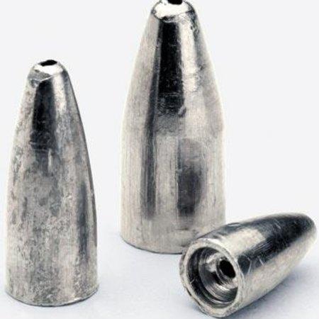 Bullet Weights BW316 Worm Weight Natural 3/16oz Ziplock 10Bg