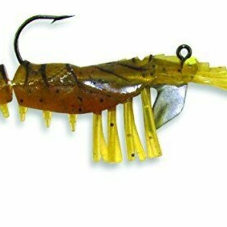 "Egret Baits Vudu Shrimp 3.5"""