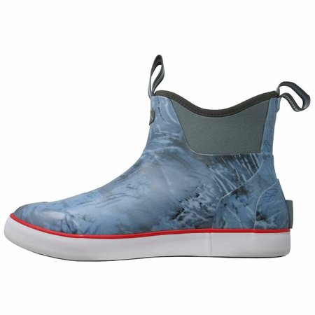 Huk Rogue Wave Boot Glacier/Fiery Red