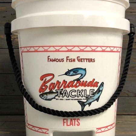Barracuda Flats Cast Net (0.8lb/ft) 12 3/8