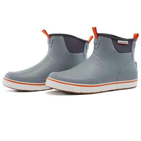 Grundens Grundens Deck-Boss Ankle Boot Gray
