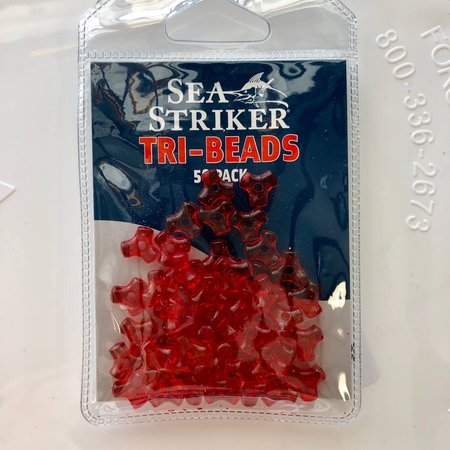 Sea Striker Tri-Beads 50 pack