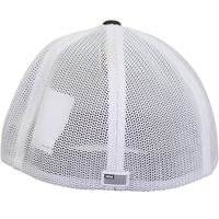 Aftco Radiant Flexfit Hat Charcoal