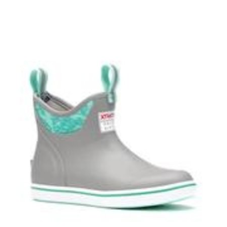 Xtratuf Women's Ankle Boot Grey/Kelp