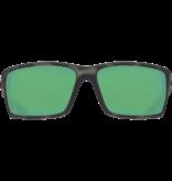 Costa del Mar Ocearch Reefton Matte Tiger Shark/Green Mirror (580G) Glass
