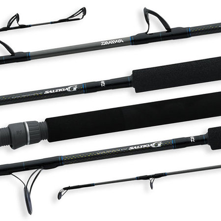 Daiwa Saltiga Boat Spinning Rod (LOCAL PICK UP ONLY)