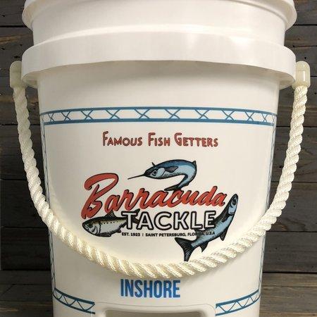 Barracuda Inshore Cast Net 7ft. 3/8/1.25lb